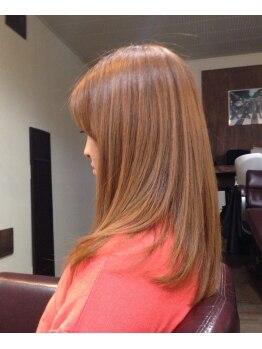 シークプラス(SheCu+)の写真/あなたのお悩みを解決しながら美髪に導くトリートメント。ダメージ、髪質に合わせてご提案致します!