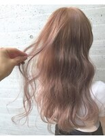 【ALIVE吉祥寺】ピンクがオススメ!ミルキーピンクベージュ♪