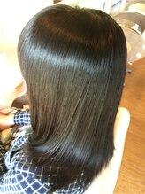 アッドランプ ヘアー 則武店(add Lamp hair)小麦粉カラーモデル