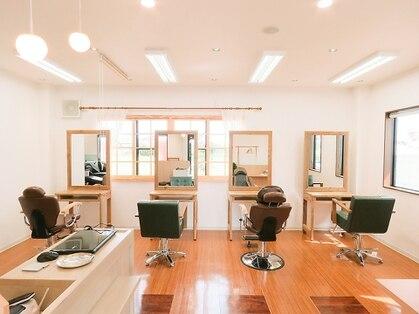 ヘアールーム ライフ(hair room LiFE)の写真