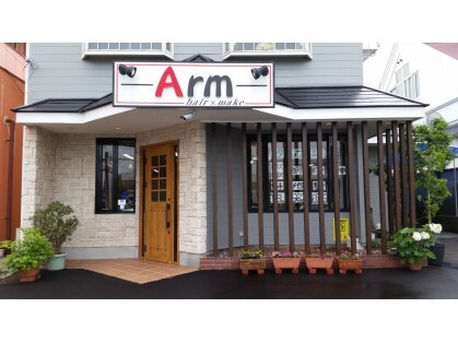ヘアメイク アーム(hair make. Arm)