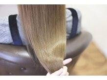カダン ヘアー(KADAN HAIR)の雰囲気(ブリーチ毛でもこのツヤ。オッジオットトリートメントが人気♪)