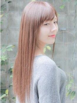 ライズ(Rise)の写真/体験するとやみつきのフワッと艶髪に♪毛髪知識の高さ×長年の技術で触るのが楽しくなる髪を実現します!!