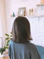 パフューム バイ アフロート 松戸八柱(Perfume by afloat)外ハネボブ
