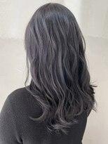 ソース ヘア アトリエ(Source hair atelier)【SOURCE】ラベンダーグレー