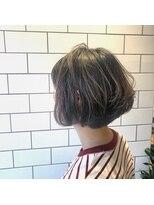 アルマヘアー(Alma hair by murasaki)ナチュラルシンプルボブ
