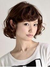 リクリ(LiQLi)【京都AVEDA】【山科】【オーガニック】ふんわりボブスタイル