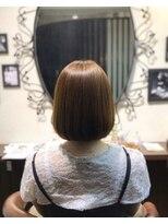 髪質改善ヘアエステ アリュール(allure)お手入れ楽チン美ボブ【新宿 髪質改善 allure】