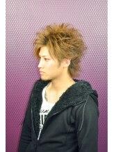 アクティヴヘアステージ(ACTIVE Hair Stage)メンズパーマスタイル☆