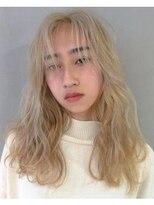ジーナ(XENA)シースルーホワイト