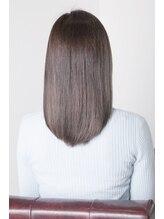 5年後も10年後もきれいな髪で【髪質改善】ヘアエステ curio尾山台