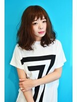 ヘアメイク ユーユ(Hair make U YU)U-YU「ニュアンスカール」