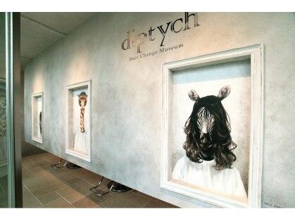 ディプティック ヘアー チェンジ ミュージアム(diptych Hair Change Museum)の写真