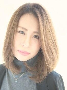 アライズ(ARISE)の写真/《白髪染めじゃない白髪染め》一人ひとり違う髪質だからこそ丁寧なカウンセリングでイメージを共有し再現◎