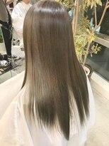 クーラ(Cura)【Cura 小川雄基】 ストレートパーマ×美髪