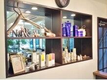 ビゼン 東伏見本店(hair make BIZEN)の雰囲気(インテリアにもこだわってます。)
