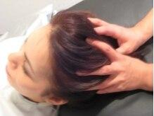 ヘアソムリエゼアラ 精華町店(hair sommelier Zara)の雰囲気(【ゼアラの本格スパ】日頃の疲れも吹っ飛び、至福の癒し時間♪)