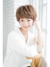 ヘアラウンジ アンリオ(hair lounge an rio)☆マッシュベビーショート☆