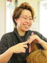 ブランパンヘアー(Blancpain hair)AKI