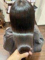 ヘアケアサロン シェーン(hair care salon Schon)縮毛矯正とやばやばトリートメント
