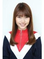ヘアーメイク リアン 新田辺店(Hair Make REAN)◆REAN 京田辺/新田辺◆グラデストレートスタイル