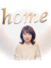 エイチエムヘアーホーム 池袋2号店(H M hair home)新 山