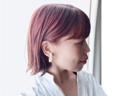 ミトノヘアーアンドイー(MITONO HAIR and E)の写真