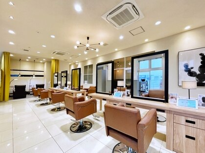 EARTH coiffure beaute 東松山店