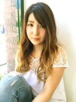 ネオヘアー 京成曳舟店(NEO Hair)外国人風☆ハイトーングラデーション
