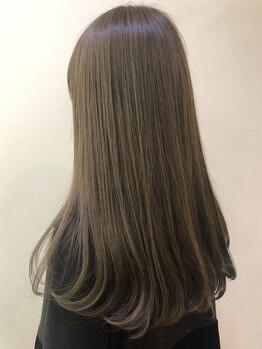 ビューティシモ 川越(Beautissimo)の写真/気になるクセも解消!扱いやすさ×やわらか質感×ナチュラルな仕上がりで、誰もが憧れる自然な美髪に*