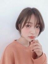 ノットバイベル 大宮(knot by belle)マッシュショート♪