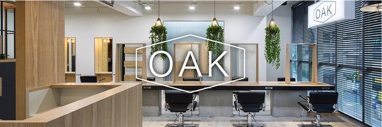 オーク 恵比寿(OAK)のサロンヘッダー