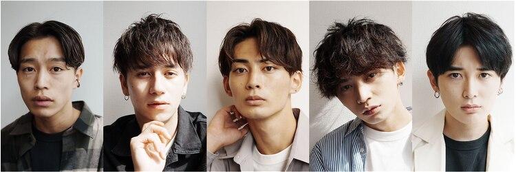 メンズヘアトーキョー(MEN'S HAIR TOKYO)のサロンヘッダー