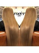 髪質改善トリートメントPremiumスーパーロングブリーチ8回