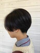 バース ヘアデザイン(Birth hair design)シンプルに刈り上げたり。
