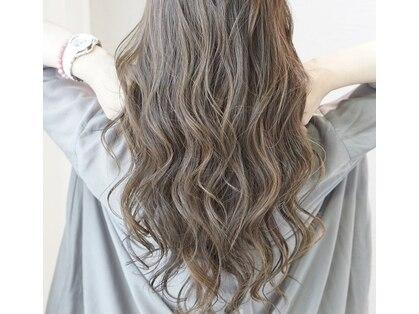 ヘアアンドメイク コルト フォークロア(HAIR&MAKE COLT FOLKLORE)の写真
