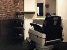 クラシック ヘアーサロン(KLASIC hair salon)の雰囲気(半個室☆ヴィンテージもののチェアをご用意♪)
