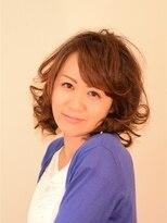 フォルカ ドゥ ヘアドレッシング(FORCA deux hairdressing)FORCA【西香奈子】大人かわいいデジタルウェーブ