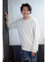 オースト ヘアー ステラ 新宿店(Aust hair Stella)Kizashi Shimizu