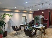 リアンヘアサロン(Lian hair salon)の雰囲気(大型店が苦手な方にも優しい、プライベート空間が好評◎)