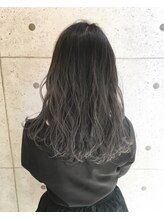 バンクスヘアー(BANK'S HAIR)【BANK'S】ダルグレー