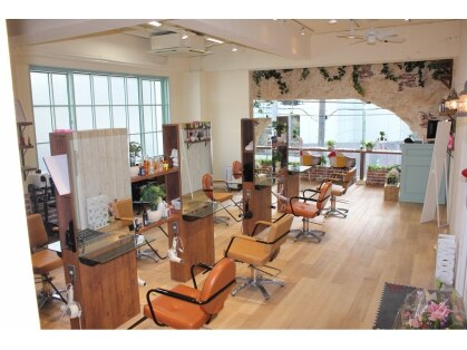 セピアージュ ドゥー(hair beauty clinic salon Sepiage deux)の写真