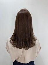 ビューティトリートメントサロン コンフォルタ(Beauty treatment salon ComfortA)うるツヤ透明感ロング★