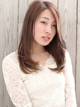 ヘアセラピー サラ(hair therapy Sara)モテふわナチュラルストレート
