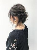 ヘアーアンドメイク ツィギー(Hair Make Twiggy)【twiggy篠崎】 ☆パーティーアップスタイル☆