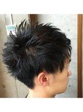 ヘアスタジオ トランク(Hair Studio TRUNK)ツーブロックショート