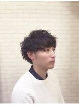 メンズ レオ 天六店(men's LEO)【無造作】 グランジマッシュ