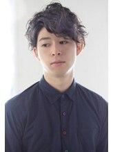 モッズ ヘア 新宿サウス店(mod's hair)メンズ甘めパーマスタイル