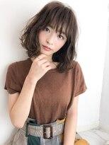 ショコラな雰囲気が可愛い夏秋ミディ【raffine土屋健司】