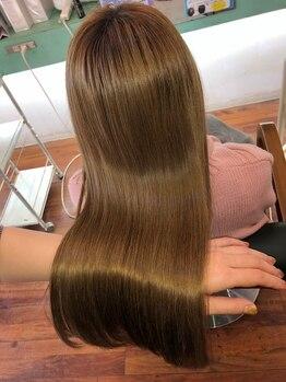 シエル ヘアーメイクアップ(CieL hair make up)の写真/CMで話題の【TOKIOトリートメント】高い補修力◎持続力◎艶、軽さ、柔らかさで驚きの変化を体感して♪